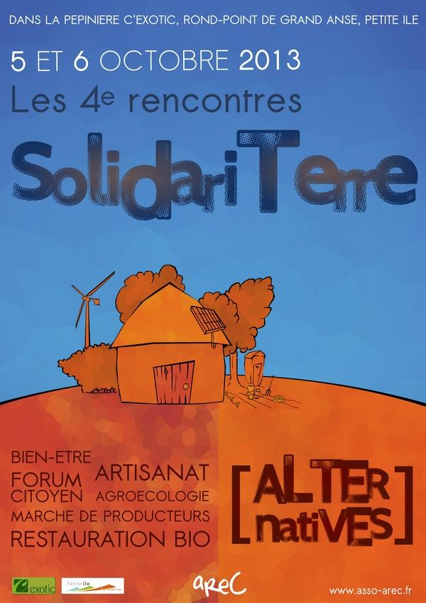 Solidari'Terre 2013, les 5 et 6 octobre