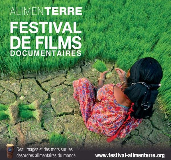 L'AREC et le festival ALIMENTERRE