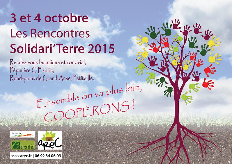 Les Rencontres Solidari'Terre 2015  !