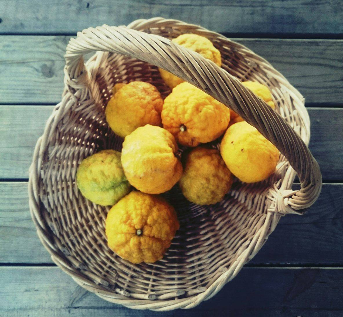 Le citron dans tous ses états