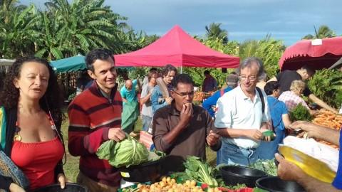 Marché Solidari'Terre, Grand Matin