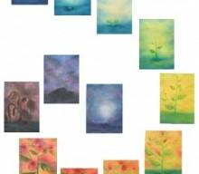 Atelier de peinture aquarelle sur papier mouillé
