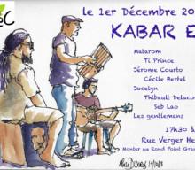 Kabar Ek – En raison des évènements, le kabar est reporté à une date ultérieure.