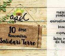 10èmes Rencontres Solidari'Terre